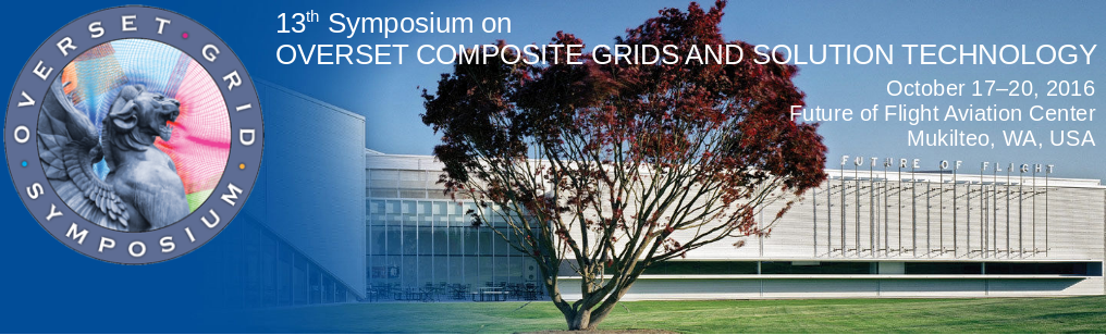 Overset Grid Symposium 2016 Conference Banner
